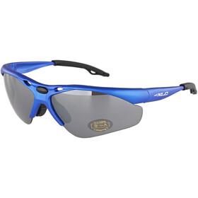 XLC Tahiti SG-C02 Sonnenbrille blau/verspiegelt